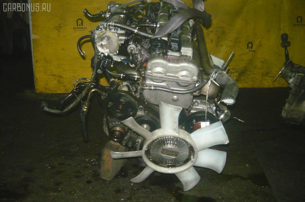 Двигатель SUZUKI ESCUDO TD52W J20A. Фото 11