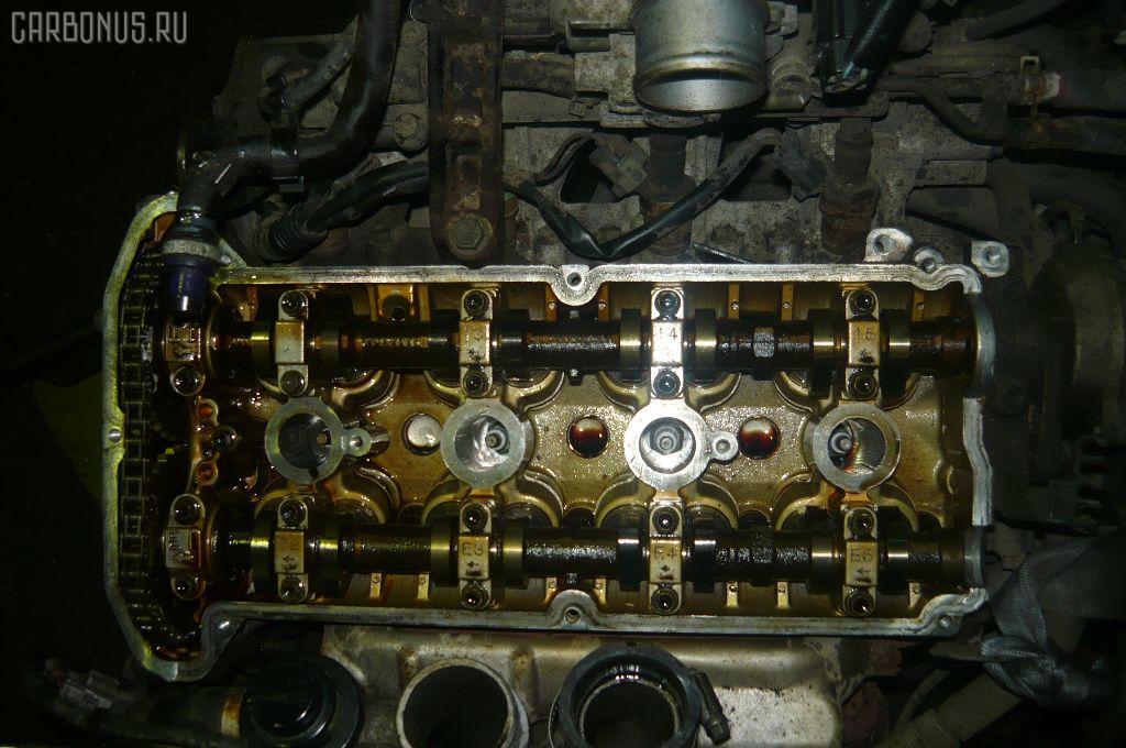 Двигатель SUZUKI WAGON R WIDE MA61S K10AT. Фото 1