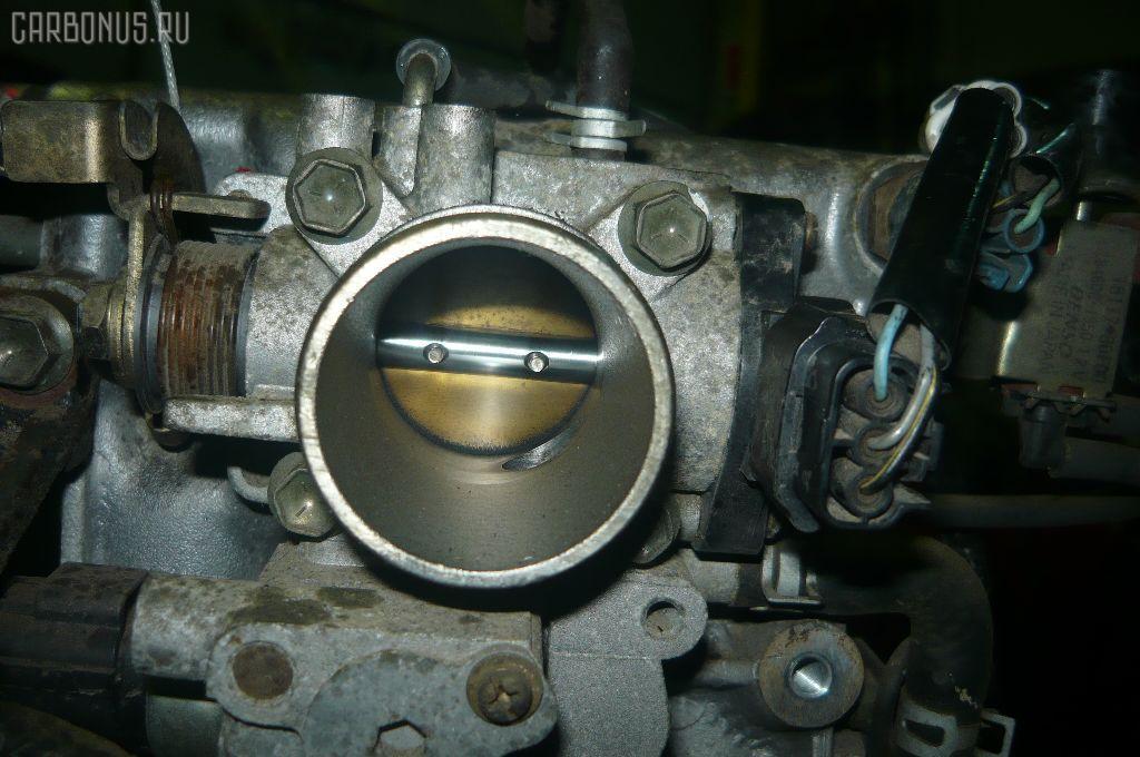 Двигатель SUZUKI WAGON R WIDE MA61S K10AT. Фото 2