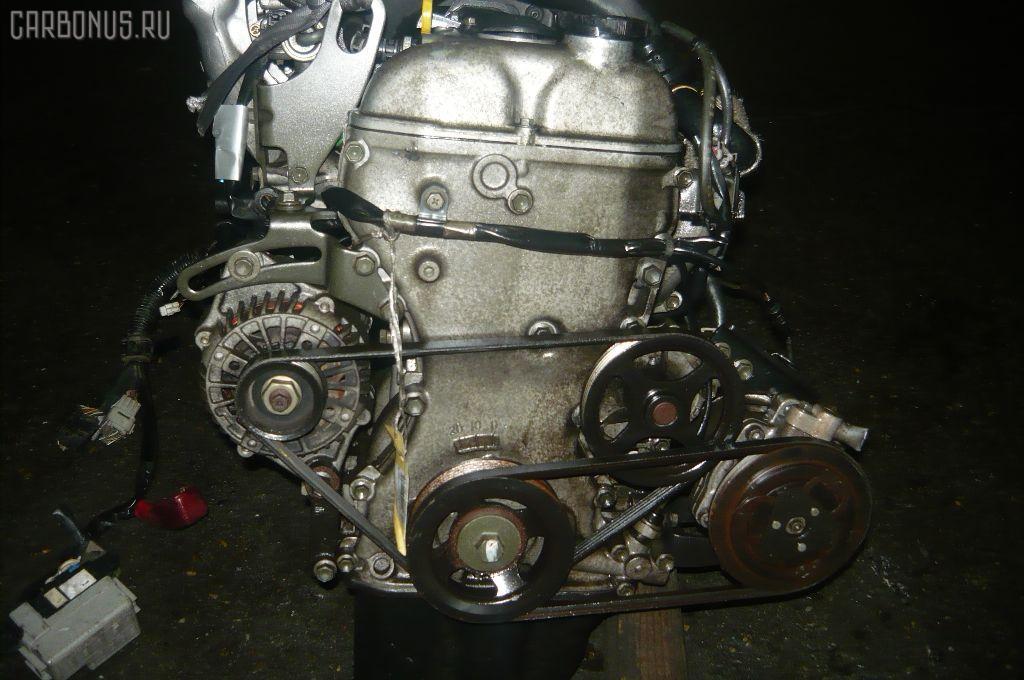 Двигатель SUZUKI WAGON R WIDE MA61S K10AT. Фото 5
