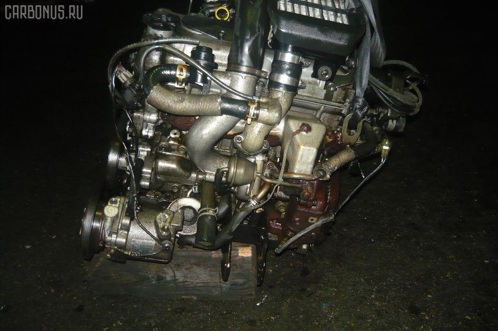 Двигатель SUZUKI WAGON R WIDE MA61S K10AT. Фото 7