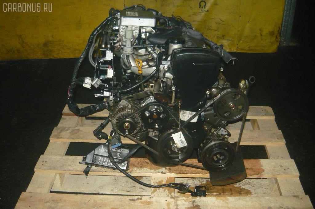 Двигатель TOYOTA CORSA EL43 5E-FE. Фото 2