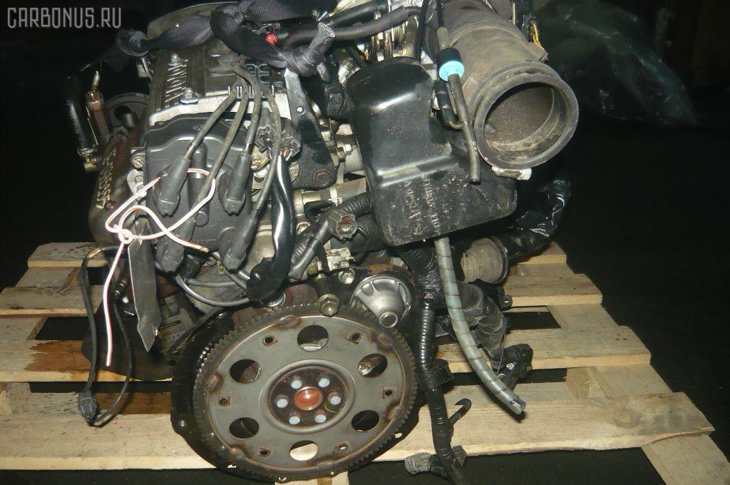 Двигатель TOYOTA CORSA EL43 5E-FE. Фото 5