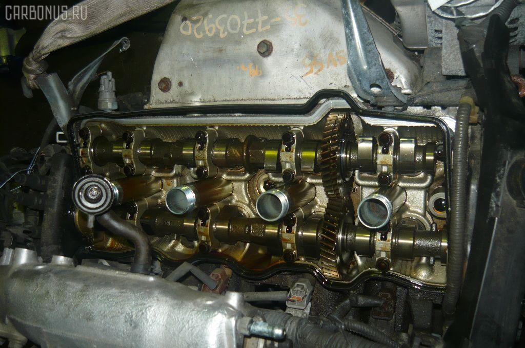 Двигатель TOYOTA VISTA SV55 3S-FE. Фото 1