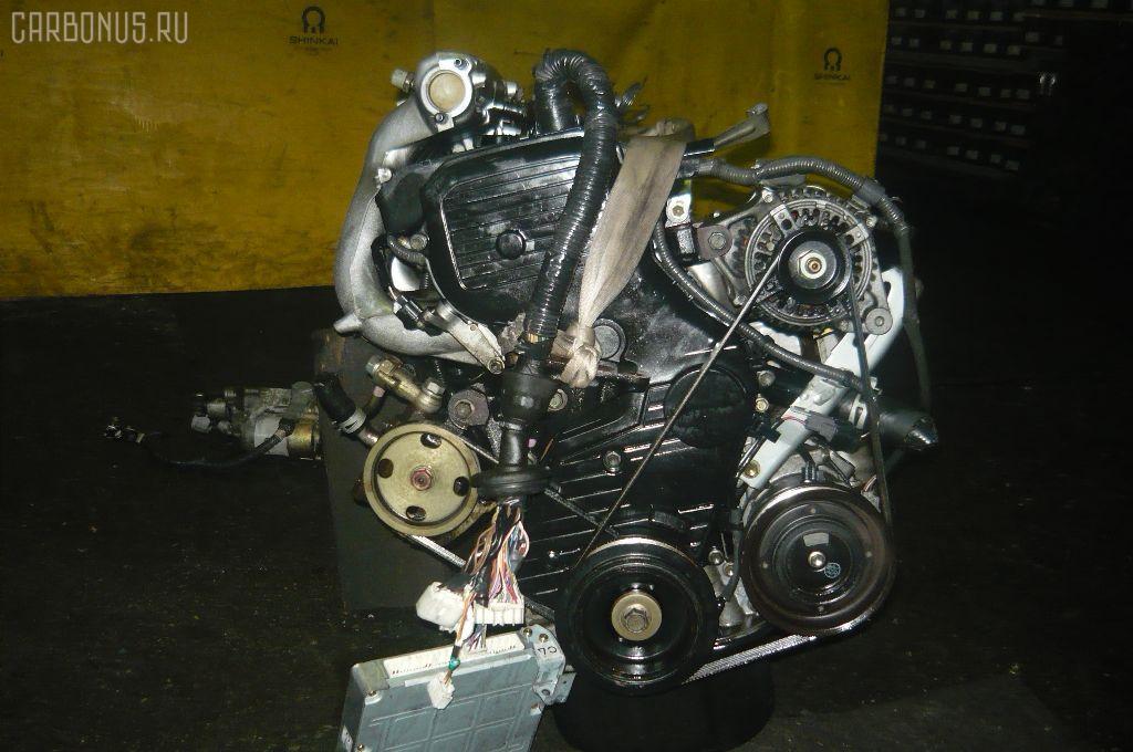 Двигатель TOYOTA VISTA SV55 3S-FE. Фото 3