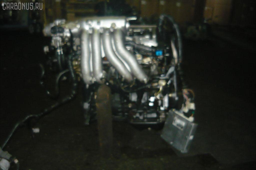 Двигатель TOYOTA VISTA SV55 3S-FE. Фото 4