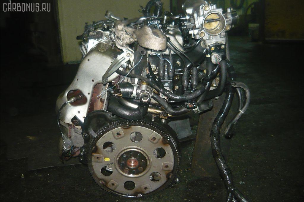 Двигатель TOYOTA VISTA SV55 3S-FE. Фото 5