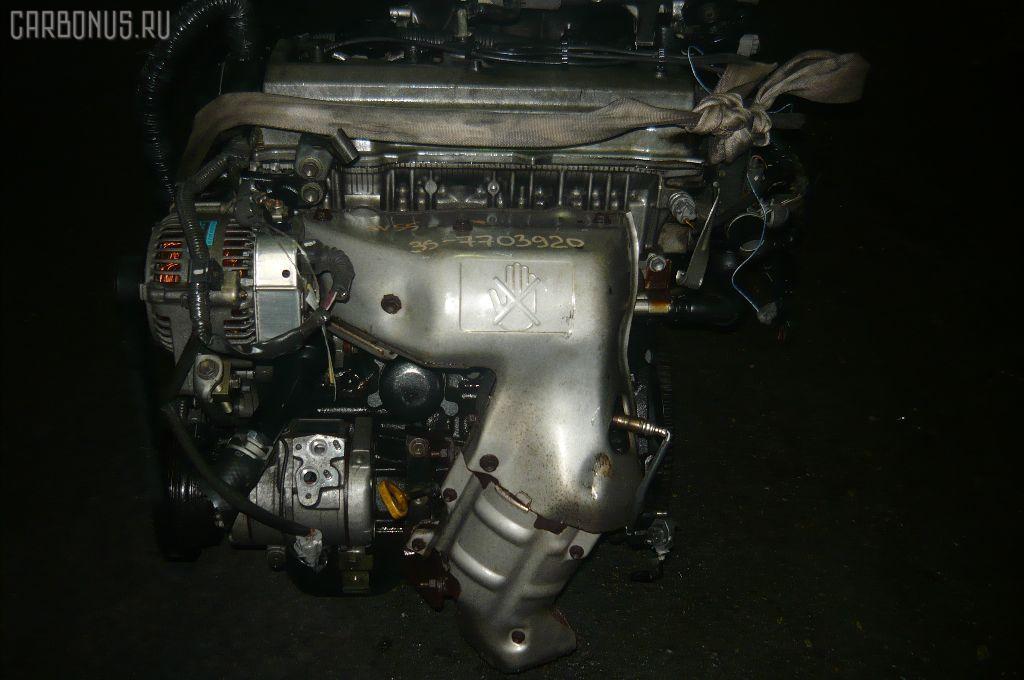 Двигатель TOYOTA VISTA SV55 3S-FE. Фото 6