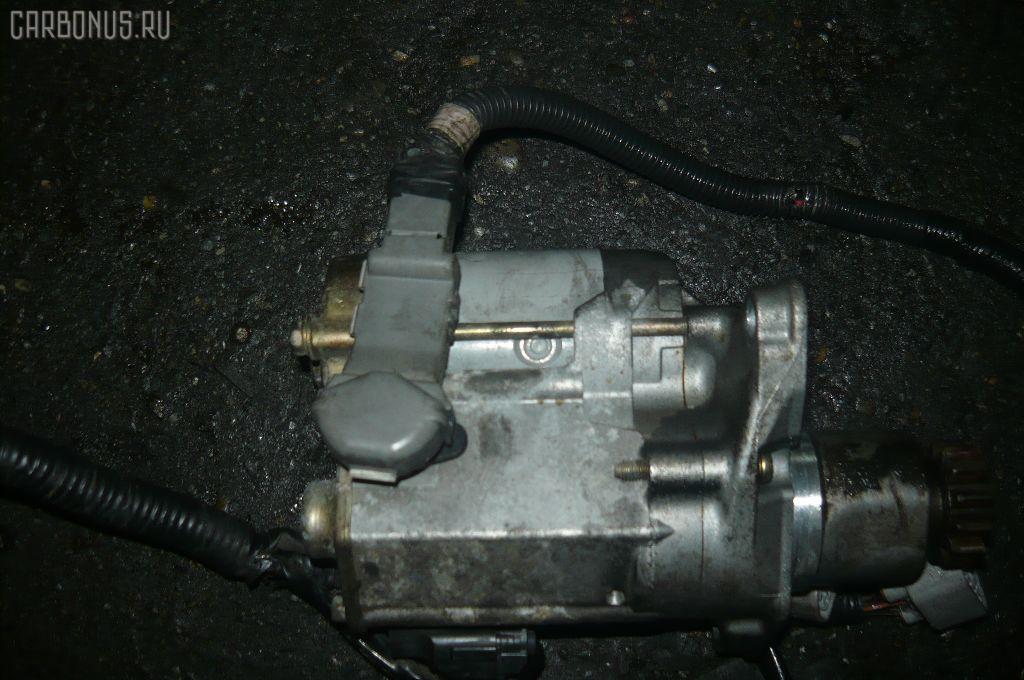 Двигатель TOYOTA VISTA SV55 3S-FE. Фото 8