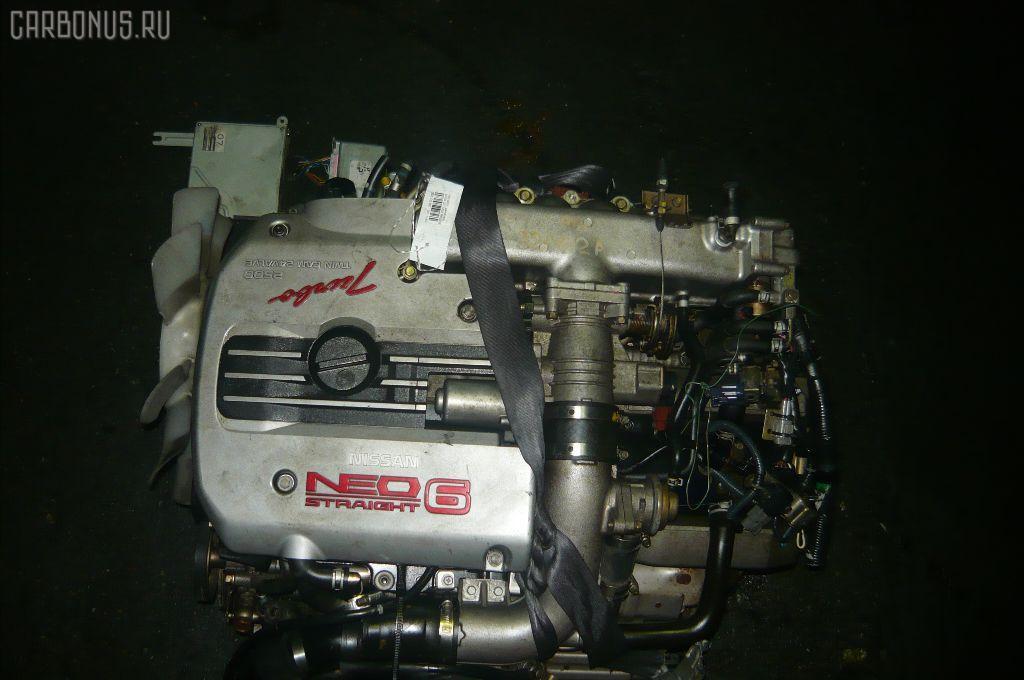 Двигатель NISSAN SKYLINE ER34 RB25DET. Фото 11