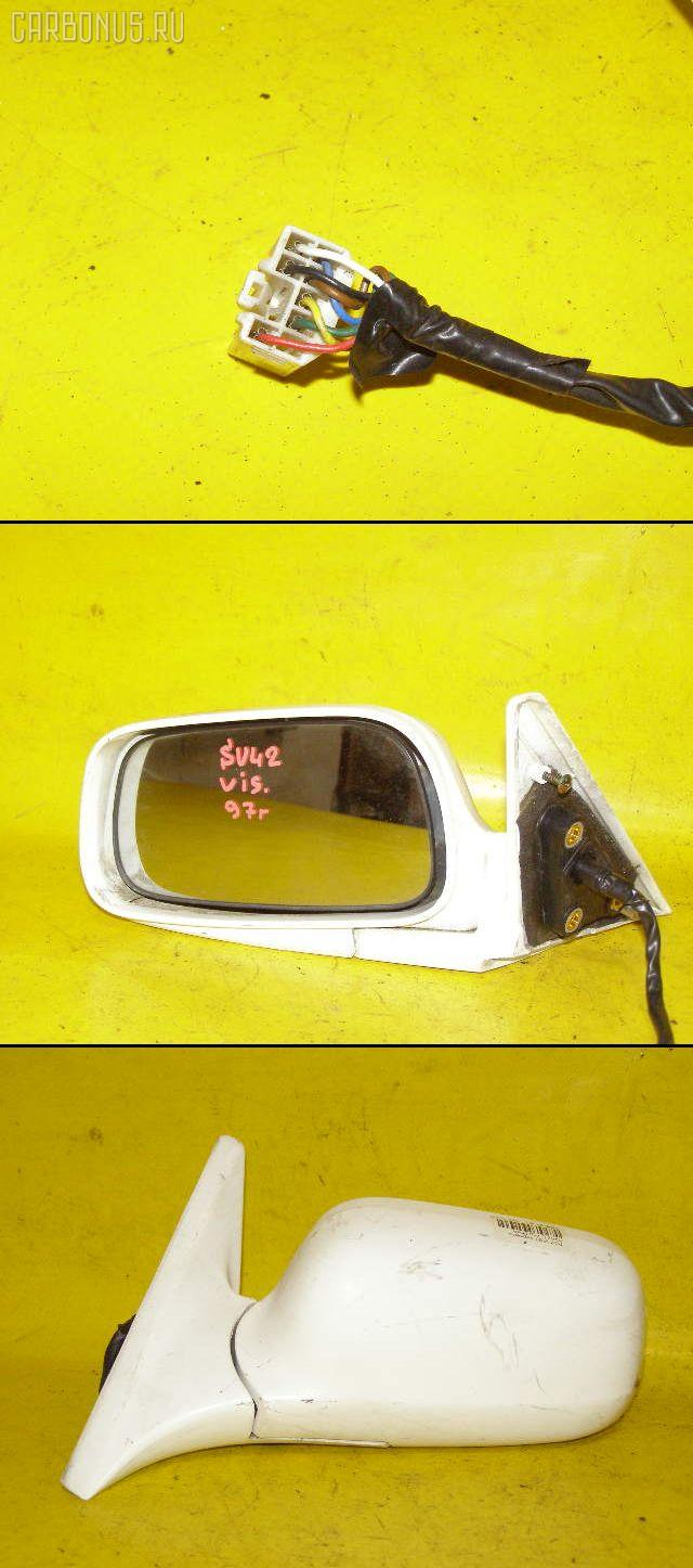 Зеркало двери боковой TOYOTA VISTA SV42. Фото 4