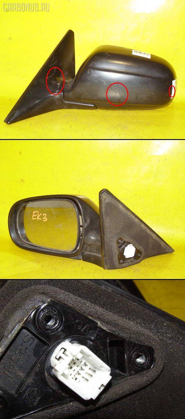 Зеркало двери боковой HONDA CIVIC FERIO EK3. Фото 2
