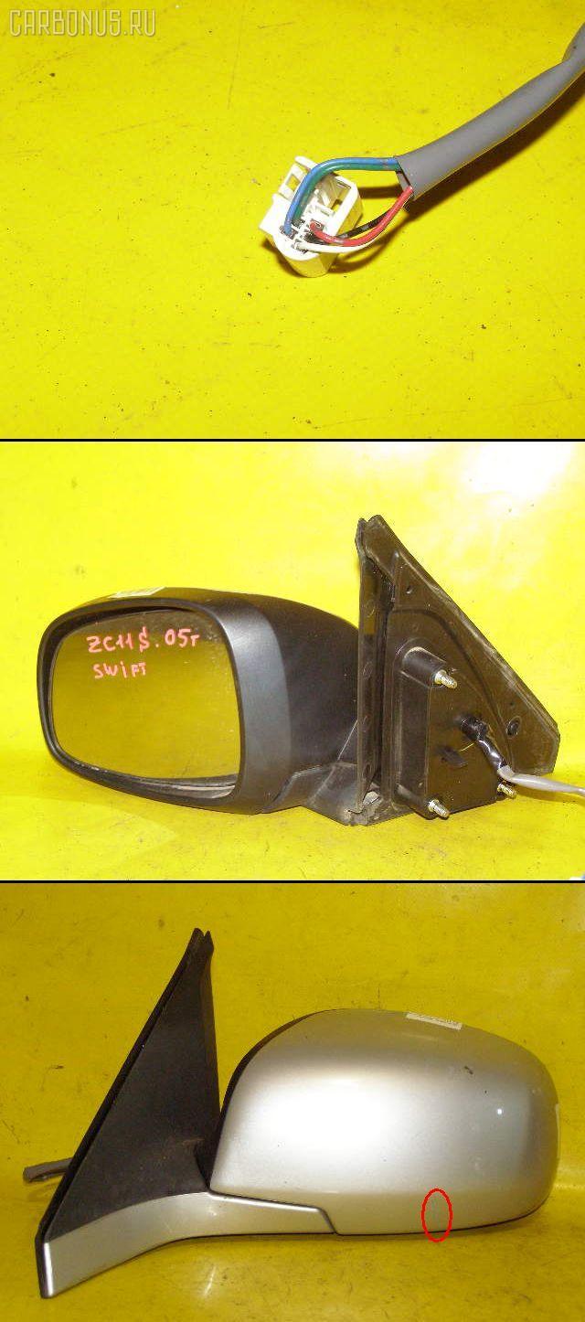 Зеркало двери боковой SUZUKI SWIFT ZC11S. Фото 9