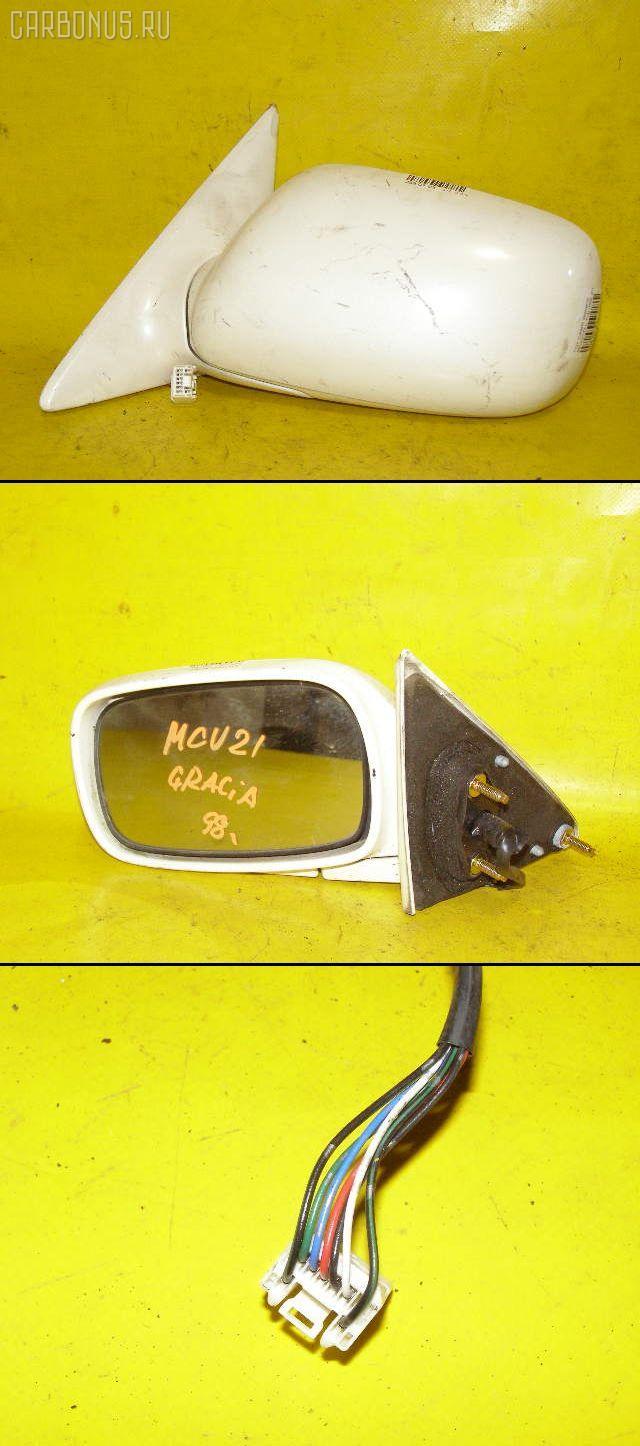 Зеркало двери боковой TOYOTA CAMRY GRACIA WAGON MCV21W
