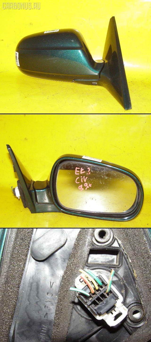 Зеркало двери боковой HONDA CIVIC FERIO EK3. Фото 1