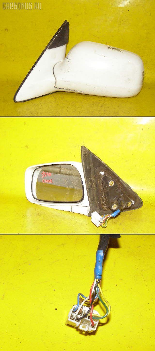 Зеркало двери боковой TOYOTA CAMRY SV40. Фото 11