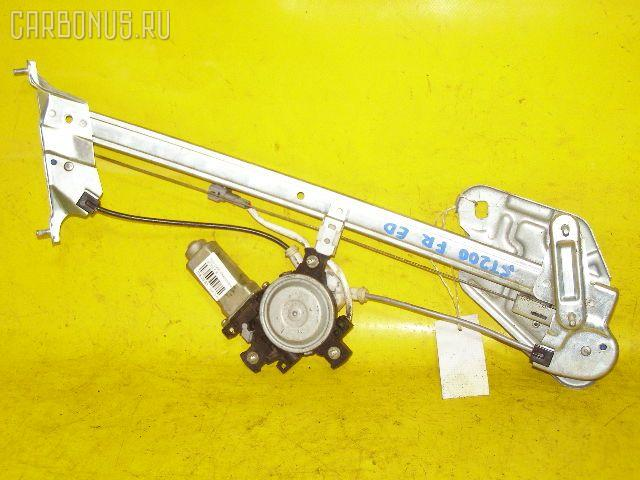 Стеклоподъемный механизм TOYOTA CARINA ED ST202. Фото 5
