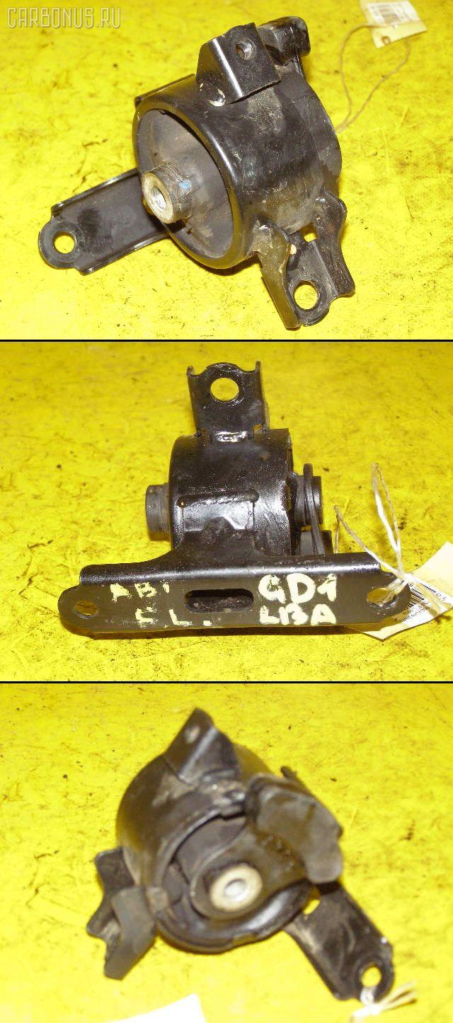 Подушка двигателя HONDA MOBILIO GB1 L15A. Фото 9