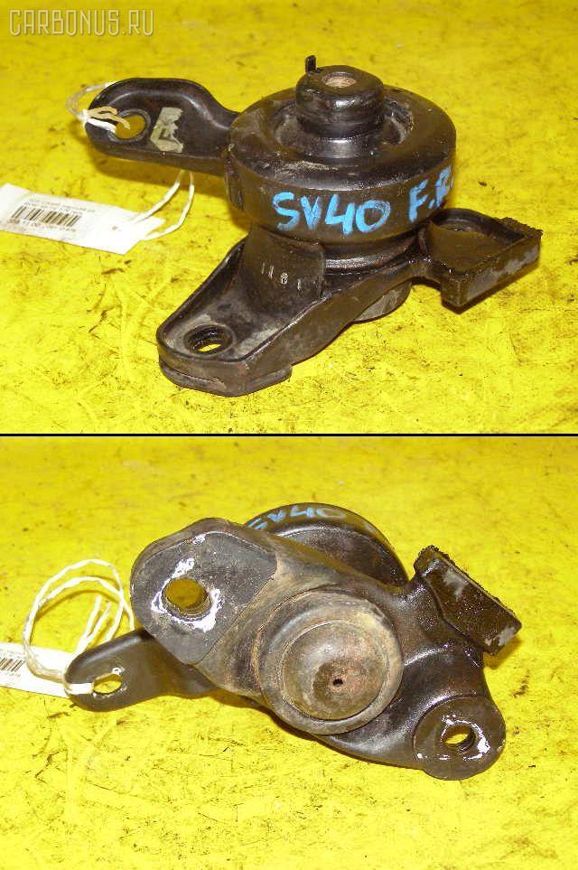 Подушка двигателя TOYOTA CAMRY SV40 4S-FE. Фото 4