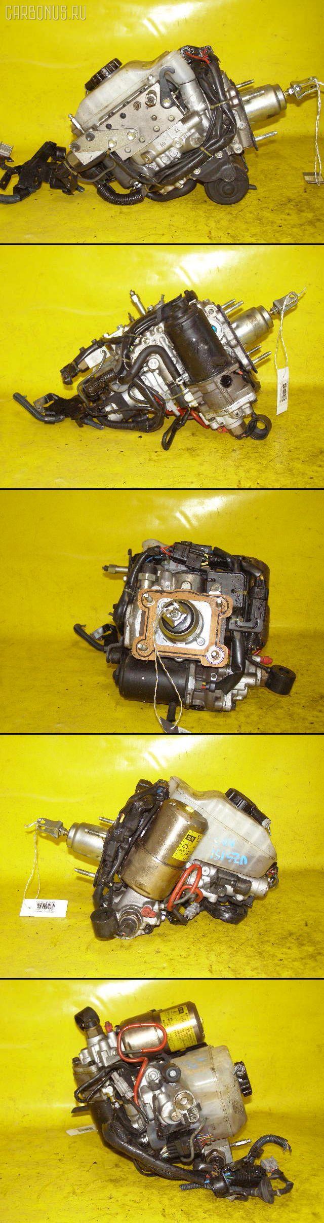 Главный тормозной цилиндр TOYOTA CROWN MAJESTA UZS151 1UZ-FE. Фото 1