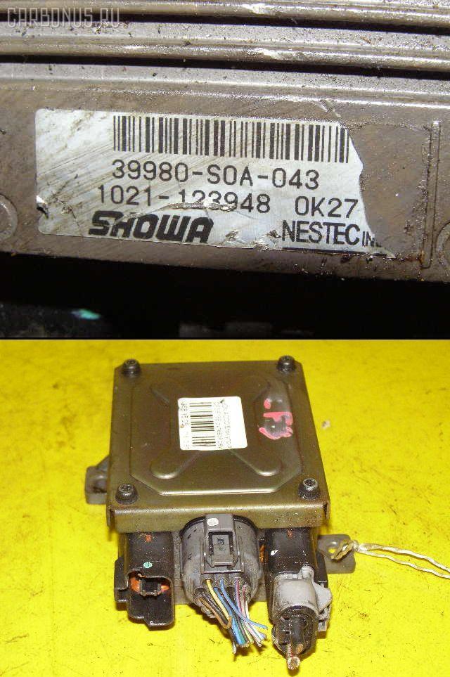 Блок управления электроусилителем руля HONDA ACCORD CF3 F18B. Фото 7