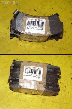 Тормозные колодки Nissan Presea R11 GA15DE Фото 1
