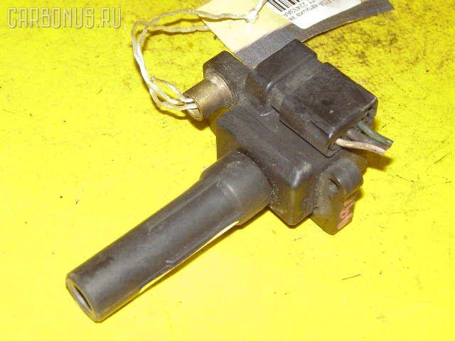 Катушка зажигания SUBARU LEGACY WAGON BH5 EJ20-TT Фото 1