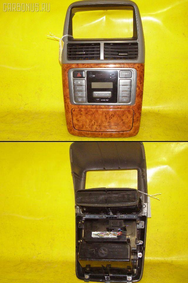 Консоль магнитофона TOYOTA GAIA ACM10G. Фото 1