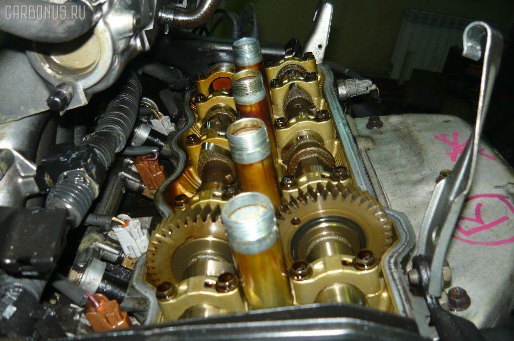 Двигатель TOYOTA VISTA SV55 3S-FE. Фото 9