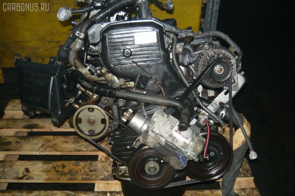Двигатель TOYOTA VISTA SV55 3S-FE. Фото 11