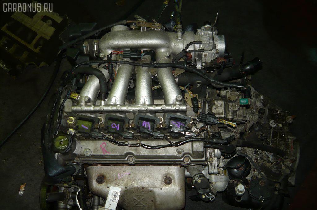 Двигатель MITSUBISHI LEGNUM EC1W 4G93. Фото 7