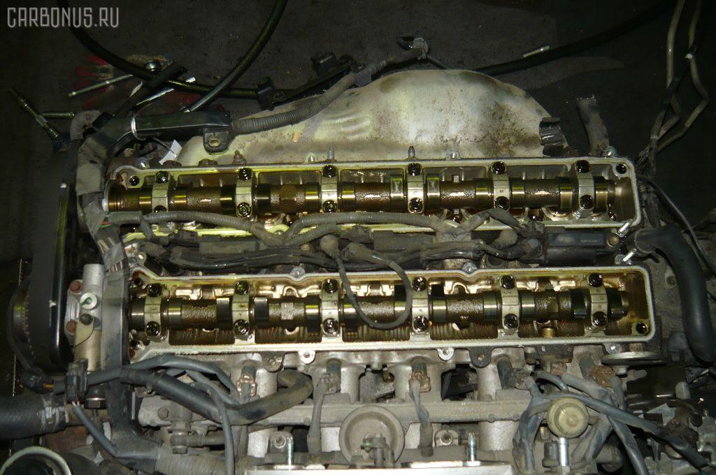 Двигатель TOYOTA JZX100 1JZ-GE. Фото 1