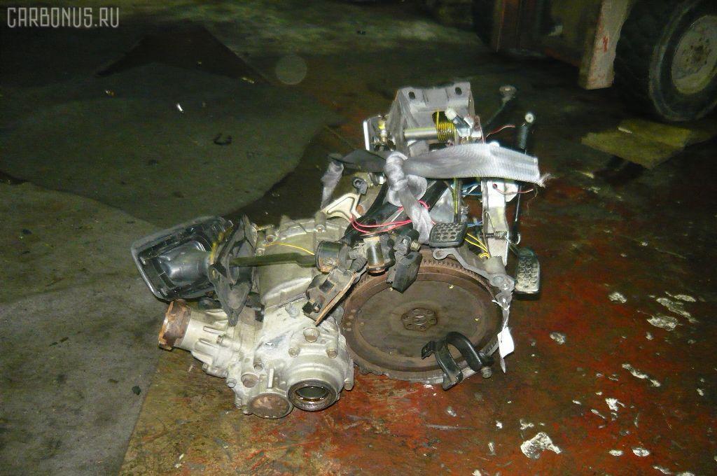 КПП механическая TOYOTA DUET M110A EJ-DE. Фото 2