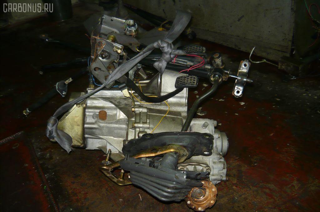 КПП механическая TOYOTA DUET M110A EJ-DE Фото 5