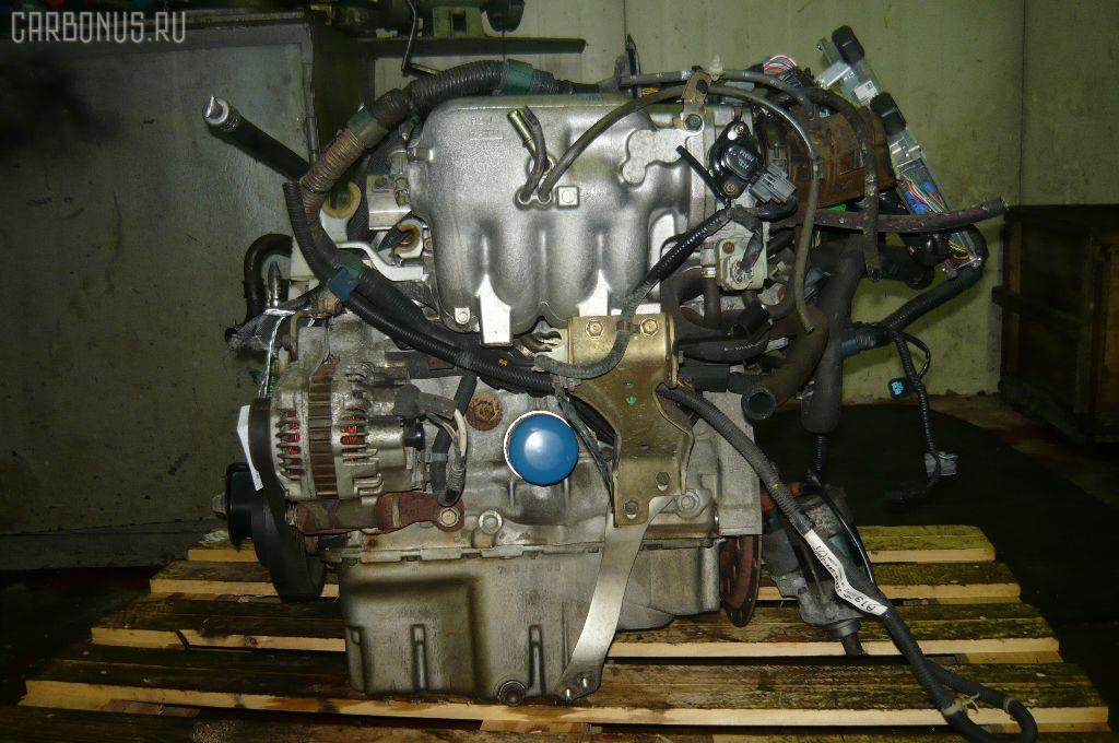 Двигатель HONDA CIVIC EK3 D15B. Фото 9