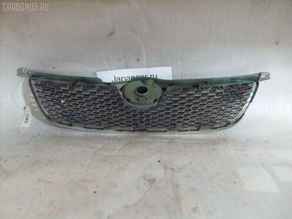 Решетка радиатора TOYOTA COROLLA FIELDER ZZE122G. Фото 3