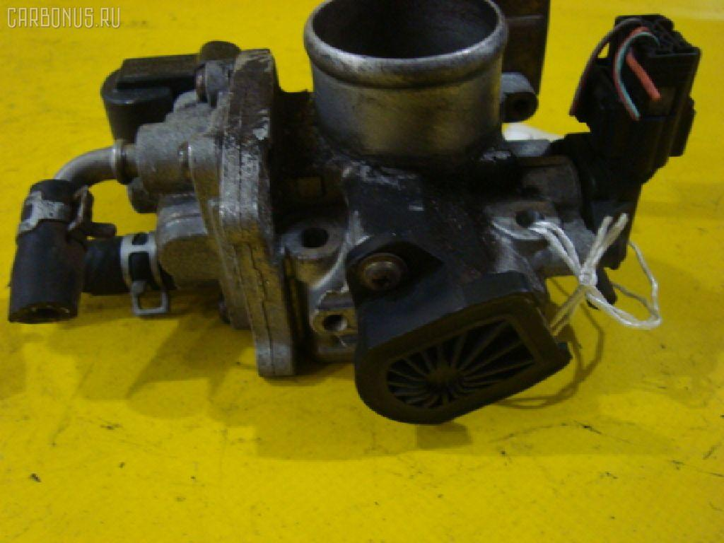 Дроссельная заслонка SUZUKI WAGON R MC21S K6A-T Фото 4