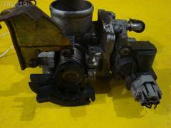 Дроссельная заслонка SUZUKI WAGON R MC21S K6A-T Фото 2