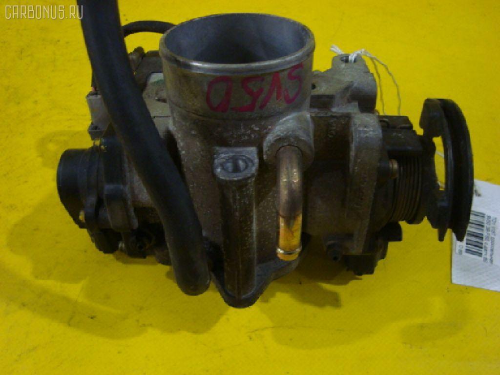 Дроссельная заслонка TOYOTA VISTA SV50 3S-FSE. Фото 7