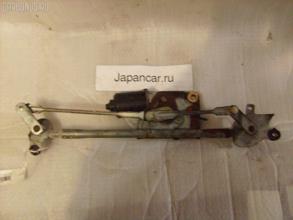 Мотор привода дворников Mitsubishi Airtrek CU2W Фото 1