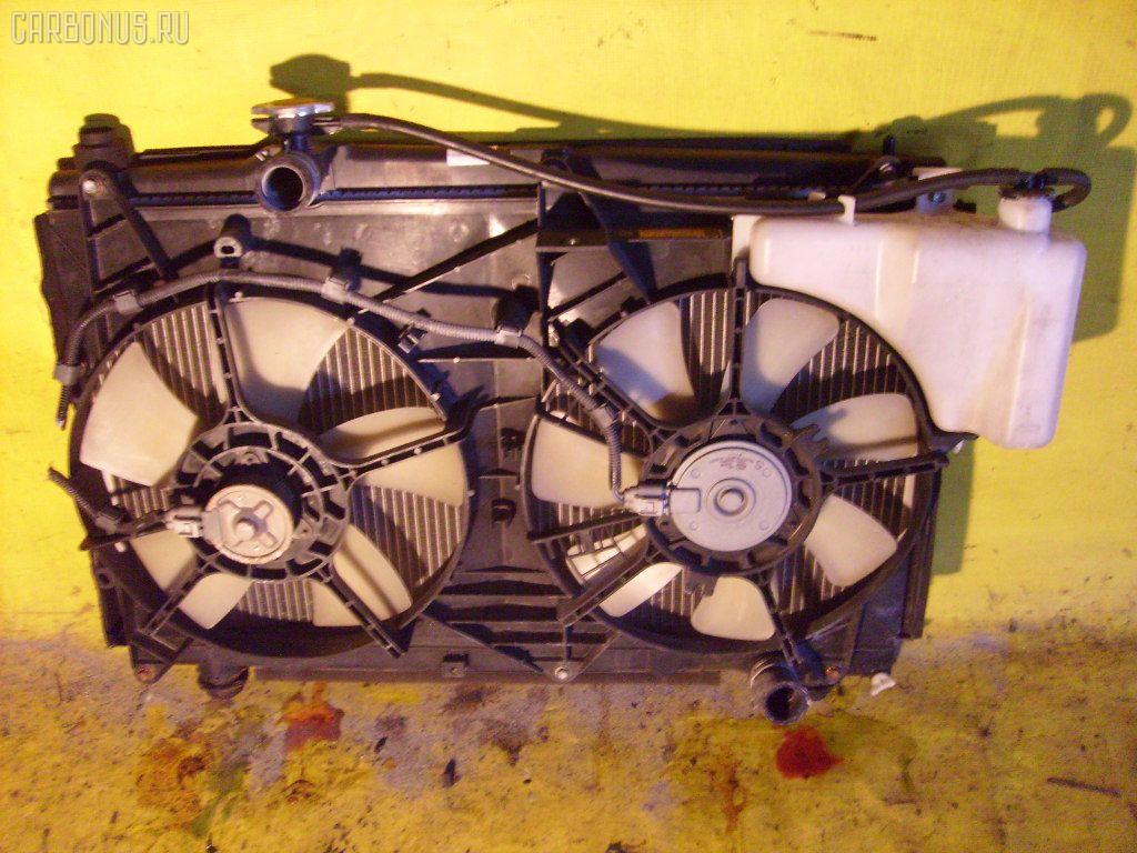 Радиатор ДВС TOYOTA NOAH AZR65G 1AZ-FSE. Фото 2