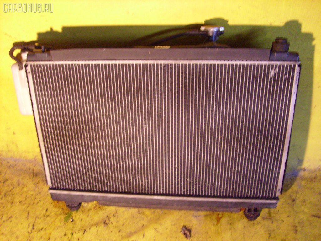 Радиатор ДВС TOYOTA NOAH AZR65G 1AZ-FSE. Фото 3