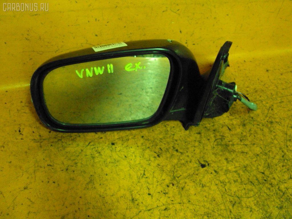 Зеркало двери боковой NISSAN EXPERT VNW11. Фото 2