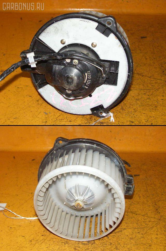 Мотор печки TOYOTA WISH ZNE10G. Фото 5