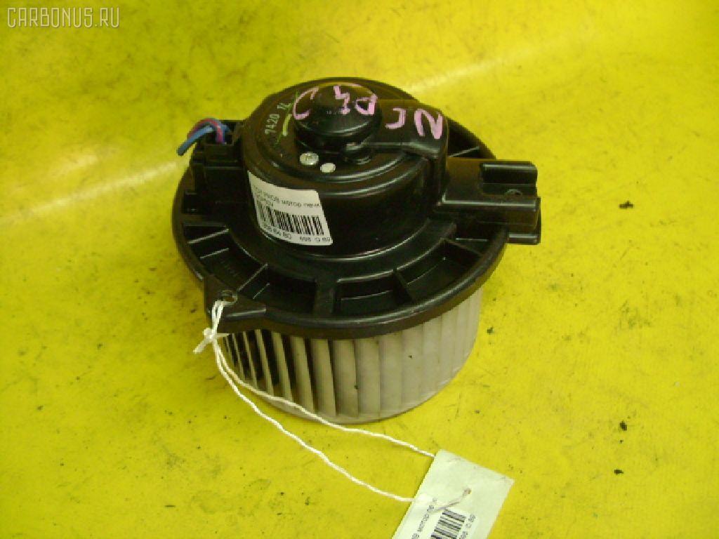 Мотор печки TOYOTA PROBOX NCP50V. Фото 6
