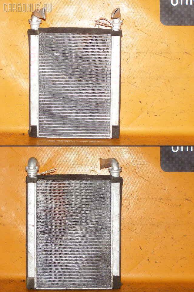 Радиатор печки TOYOTA PRIUS NHW10 1NZ-FXE. Фото 4
