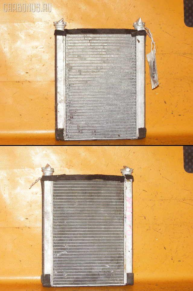 Радиатор печки TOYOTA PRIUS NHW10 1NZ-FXE. Фото 5