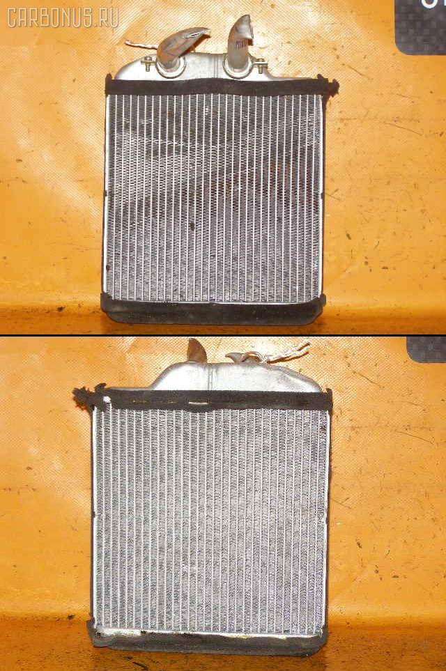 Радиатор печки TOYOTA NADIA SXN10 3S-FE. Фото 3