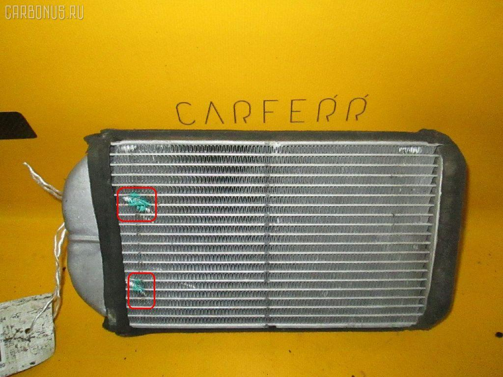 Радиатор печки TOYOTA RAUM EXZ10 5E-FE Фото 1