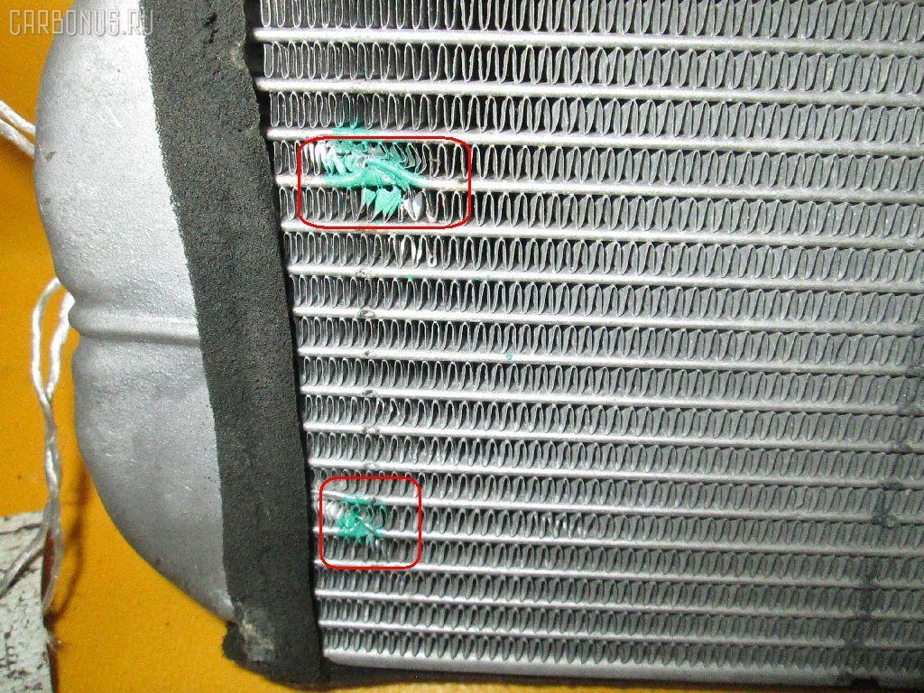 Радиатор печки TOYOTA RAUM EXZ10 5E-FE Фото 2